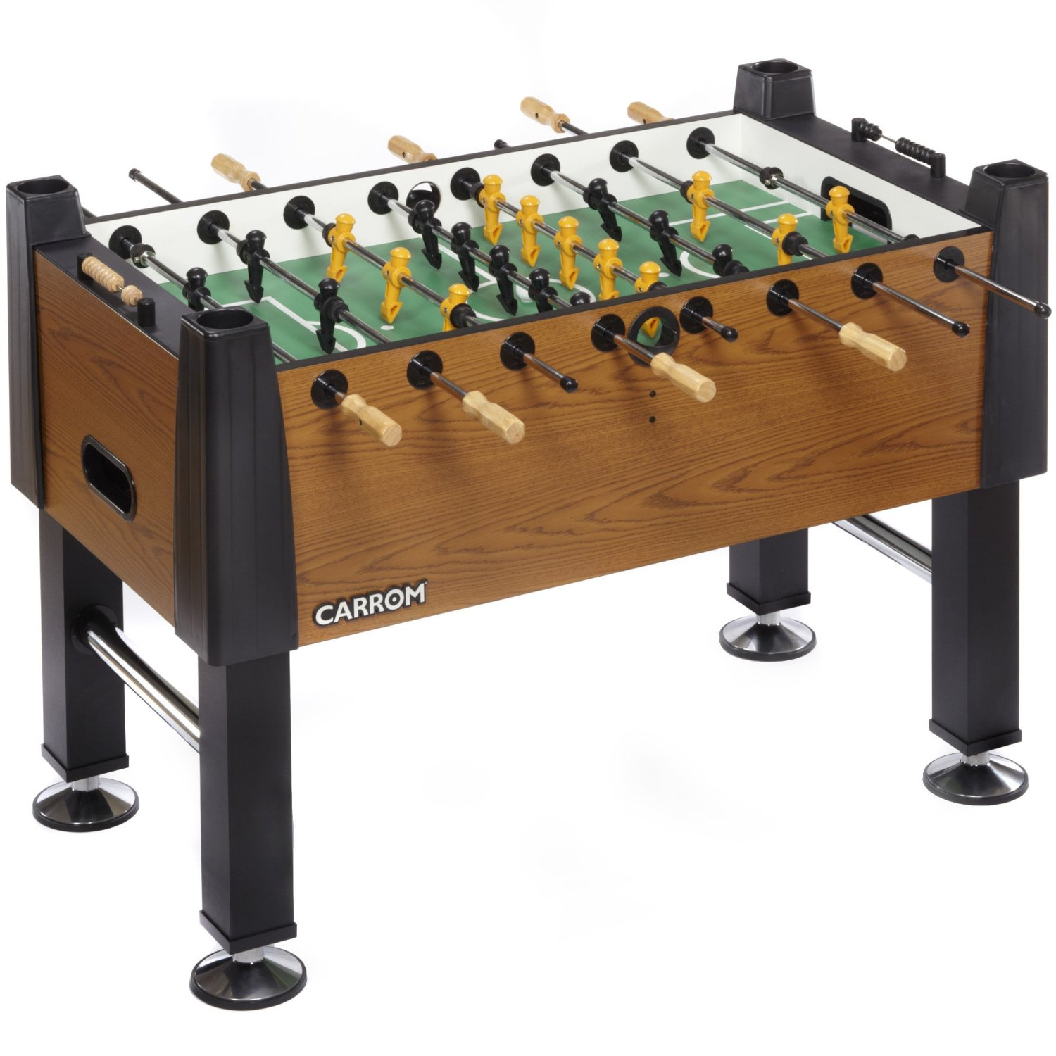 Carrom Signature Foosball Table Refs Foosball Table Reviews - Foosball coffee table with stools