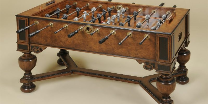 Antique-foosball-tables