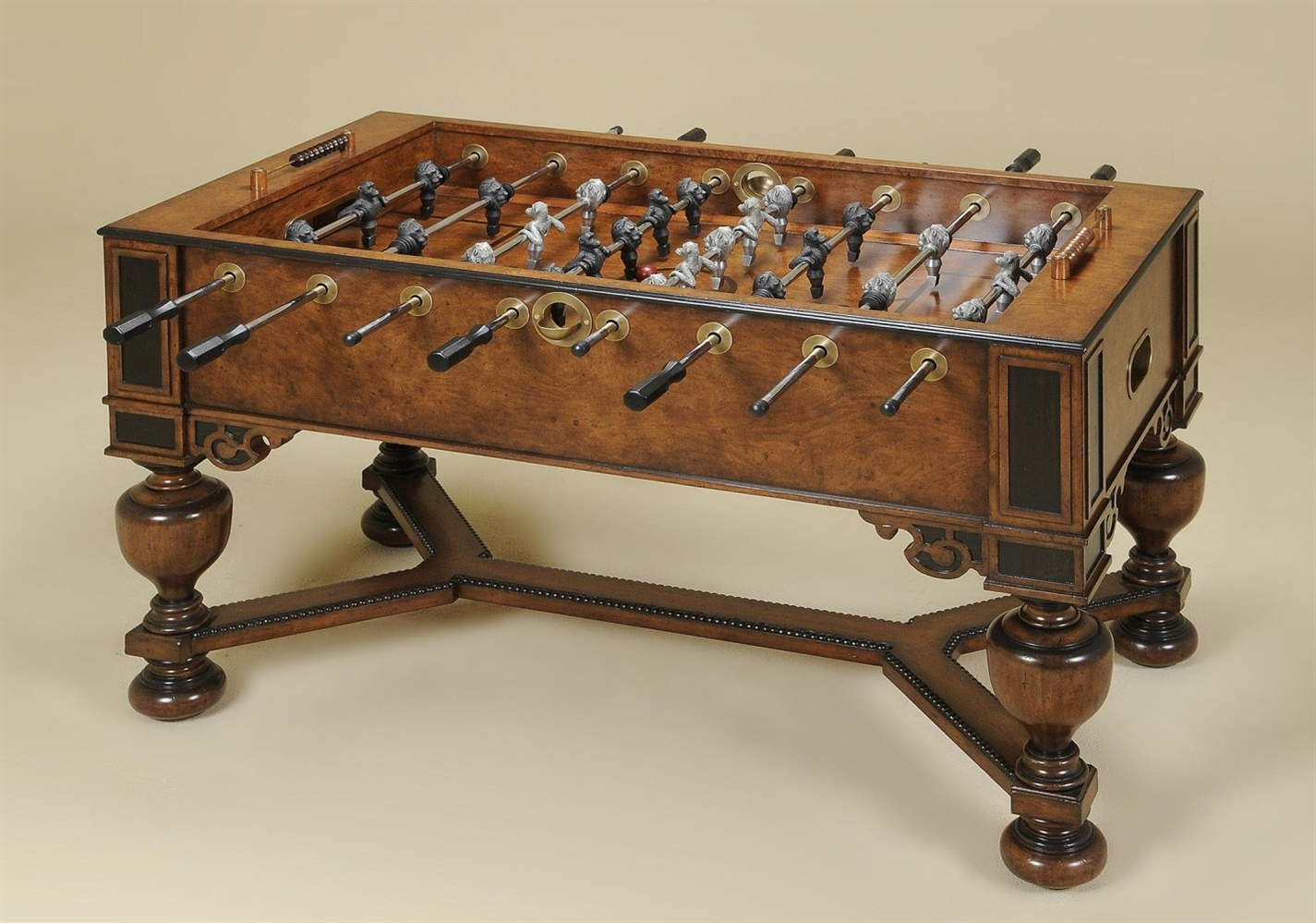 Great Dining Room Tables Comparison Of Old And Modern Foosball Tables Ref S
