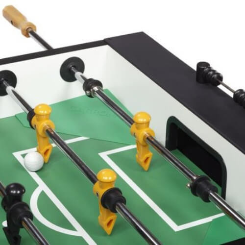Carrom Signature Foosball Table Cons