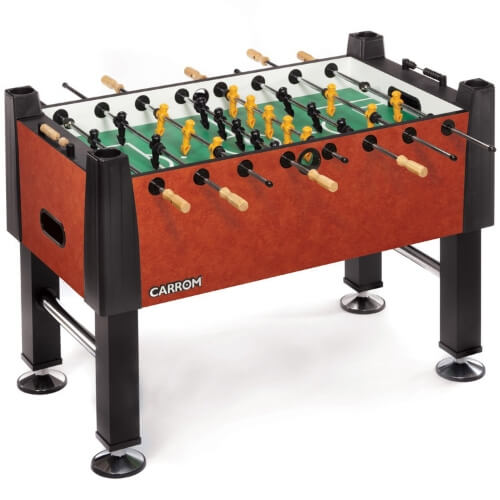 Carrom Signature Foosball Table Pros