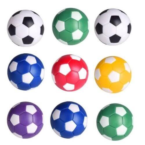 Foosball Replacement Balls