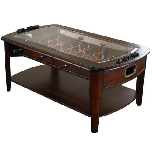 Old vs. Modern Foosball Tables