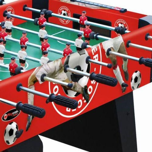 Playcraft Sport Foosball Table Cons