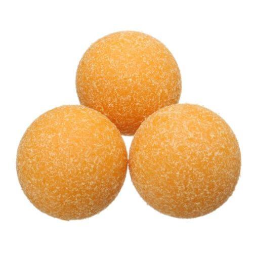 Smooth Balls
