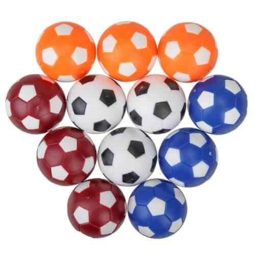 Traditional Foosballs