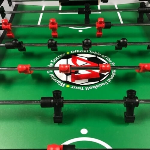 Warrior Professional Foosball Table Pros