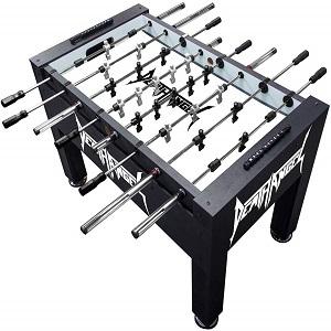 warrior foosball table custom made