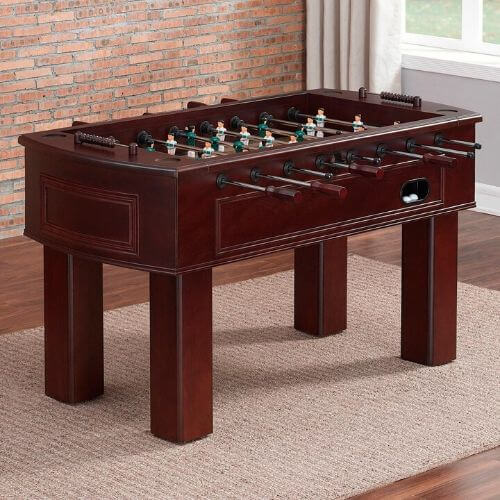 FOOSBALL TRADITIONAL TABLE STYLE OR COFFEE TABLE?